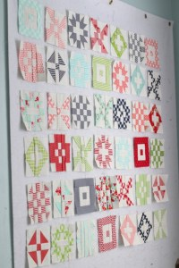 Patchwork Quilt Along Blocks – catching up!