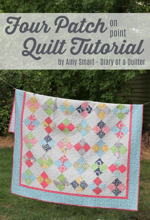 Double Wedding Ring Quilts For Sale 77 Lovely Farmhouse Four Patch Quilt