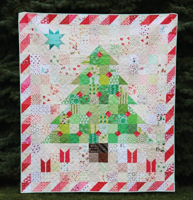 Happy Christmas Quilt Pattern By Maker Valley Diary Of A Quilter