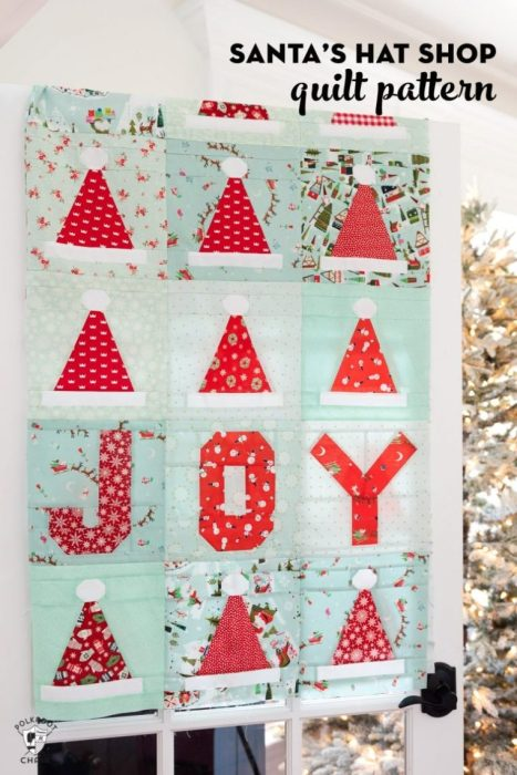 Over 20 Favorite Christmas Quilts Quilting Diary Of A Quilter