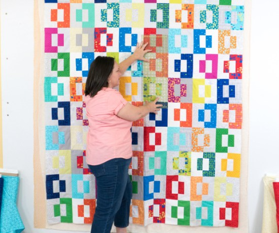 Tips for basting a quilt