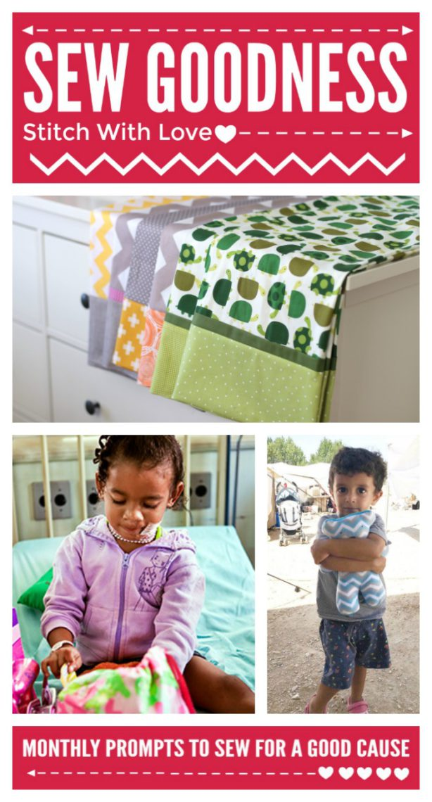 Charity Sewing Ideas