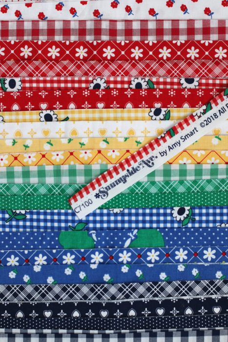 Sunnyside Ave fabric collection for Riley Blake Designs/Penny Rose Fabrics