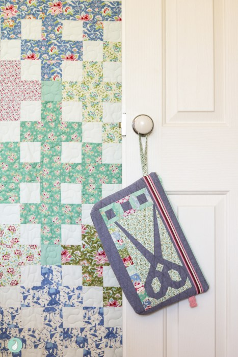 Gypsey Lane Quilt pattern by Aqua Paisley