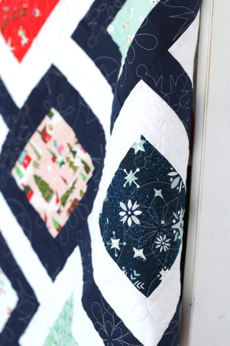 Way Up North Christmas Fabric from Riley Blake Designs