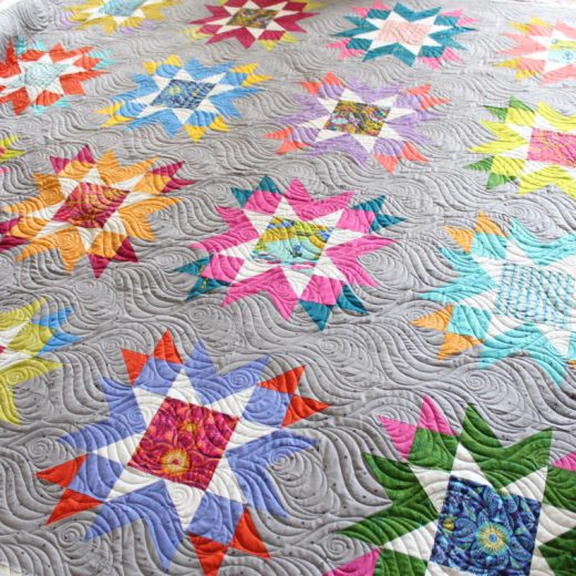 Sew Shabby Quilting Astral kit