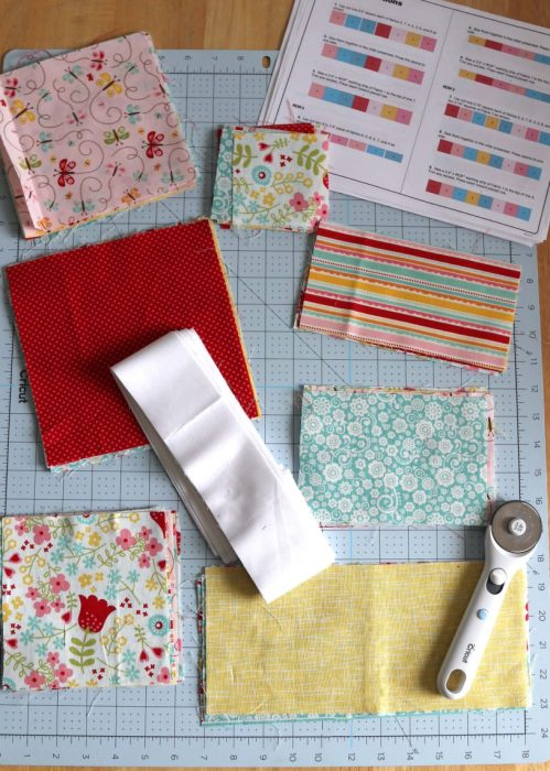 Finishing a Quilt with Riley Blake and the Cricut Maker | Diary of a
