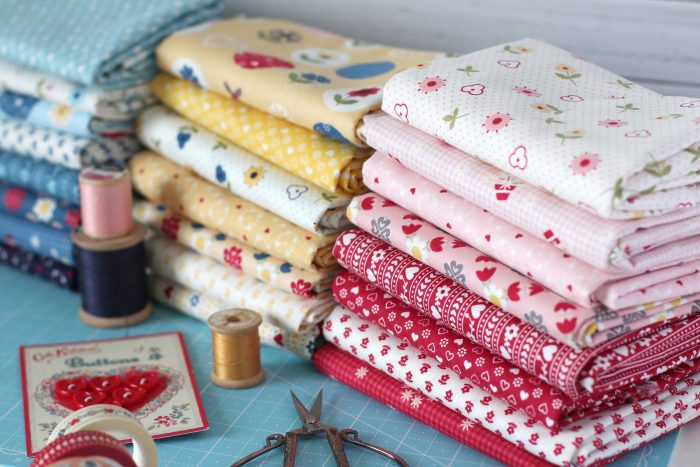 Gretel Fabric collection by Amy Smart for Penny Rose/Riley Blake Designs