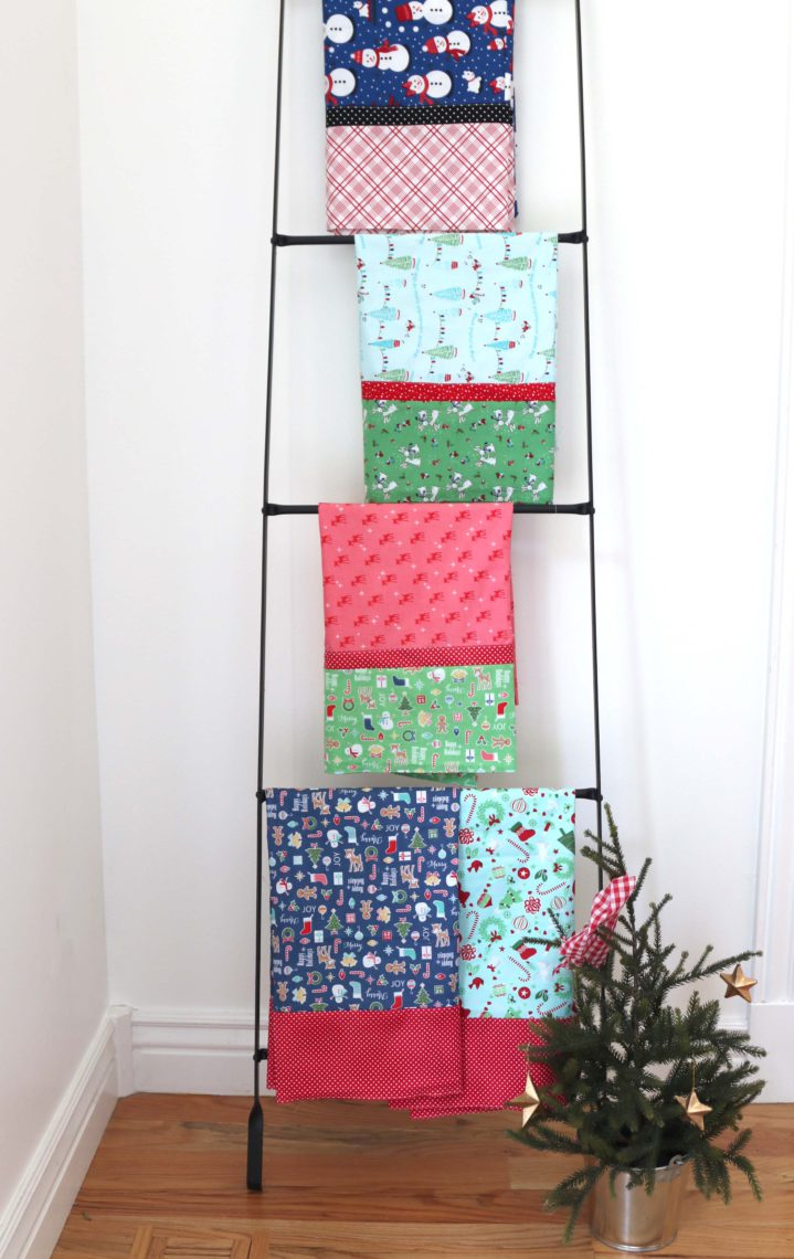 For Years Iu0027ve Been Collecting Christmas Fabric That I Bought On Clearance  After The Holiday For The Purpose Of Making ...