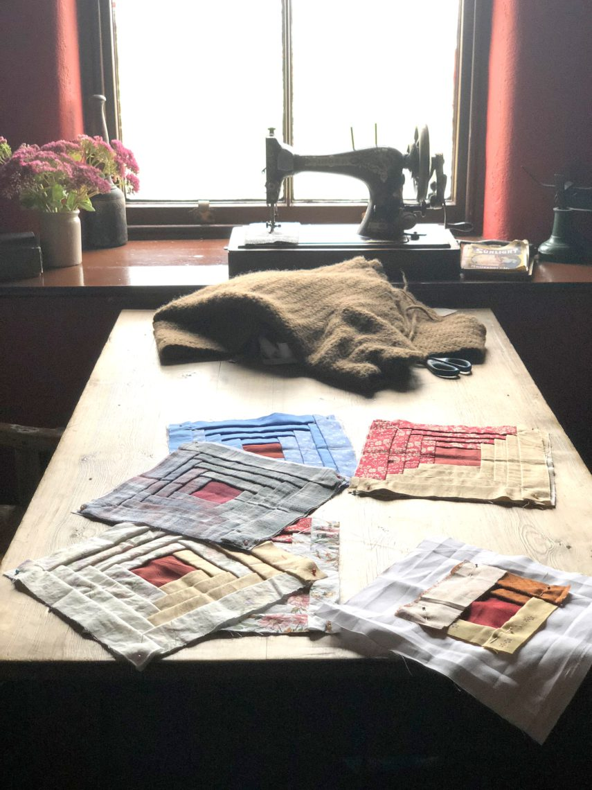 Manx Quilting from the Isle of Man | Diary of a Quilter a