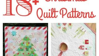 My Favorite Christmas Quilt Patterns