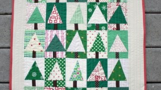 Patchwork Tree Quilt Block Tutorial - Diary of a Quilter - a quilt blog