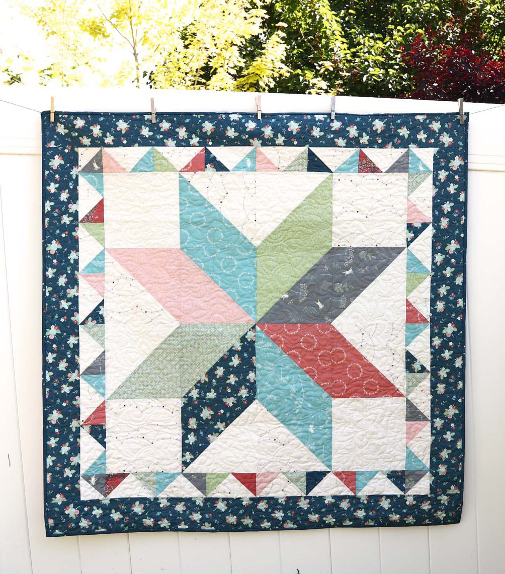 Crib Quilt Tutorial Quilts Diary Of A Quilter The Blog