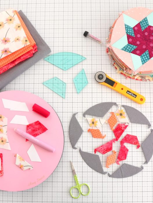 English Paper Piecing Tips and Supplies