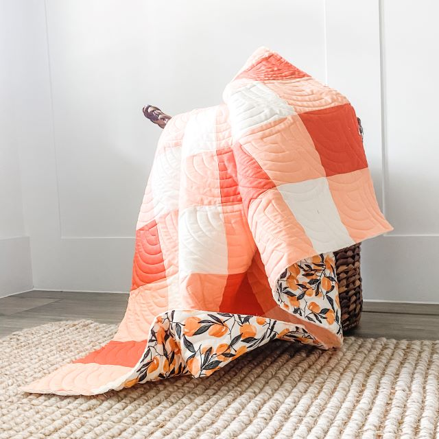 How to make a Buffalo Check Quilt