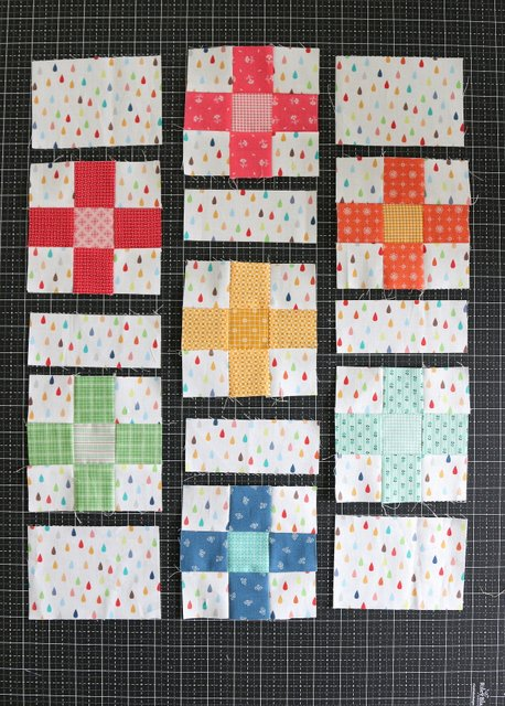 Easy Quilt Kit Carpenters Wheel Christmas-Ships Within 3 Business Days!!