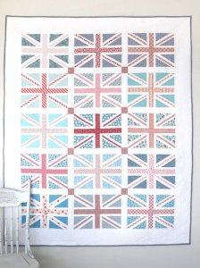 New Union Jack Quilt Pattern