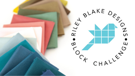 Quilt Block Challenge featuring blocks from Riley Blake Designers