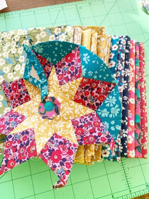 Preparation tips for English Paper Piecing
