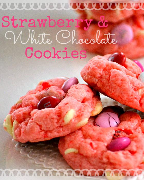 Easiest Strawberry Cake Recipe
