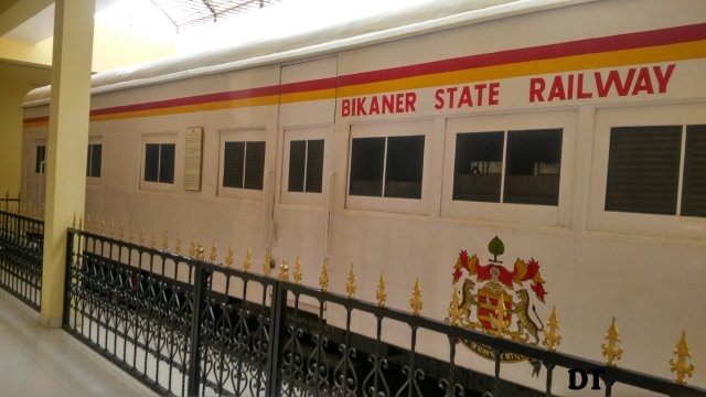 First train of Bikaner