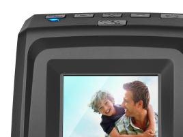 Ion Audio Diascanner Film2SDPlus Farbdisplay Test