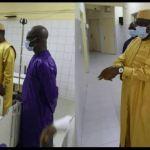 Le Pr Macky Sall en visite surprise dans certaines structures de santé