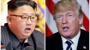Pyongyang menace d'annuler la rencontre entre Donald Trump et Kim Jong-un