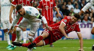 Le Real Madrid souffre contre le Bayern Munich mais s'offre une 3e finale de suite