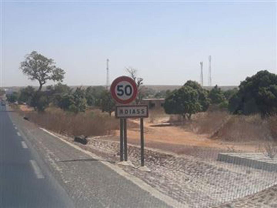 D'ou vient le nom du village de DIASS, lieu où se trouve l'AIBD