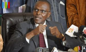 Ousmane Tanor Dieng: lance un message solennel à l'opposition