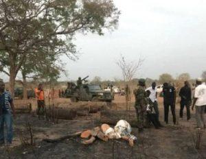 Trafic de bois: Le Sénégal exerce le droit de poursuite en Gambie.