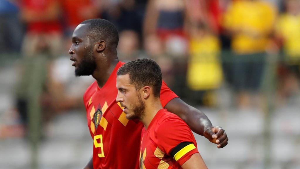 Les «Diables rouges» belges grands outsiders du Mondial 2018?