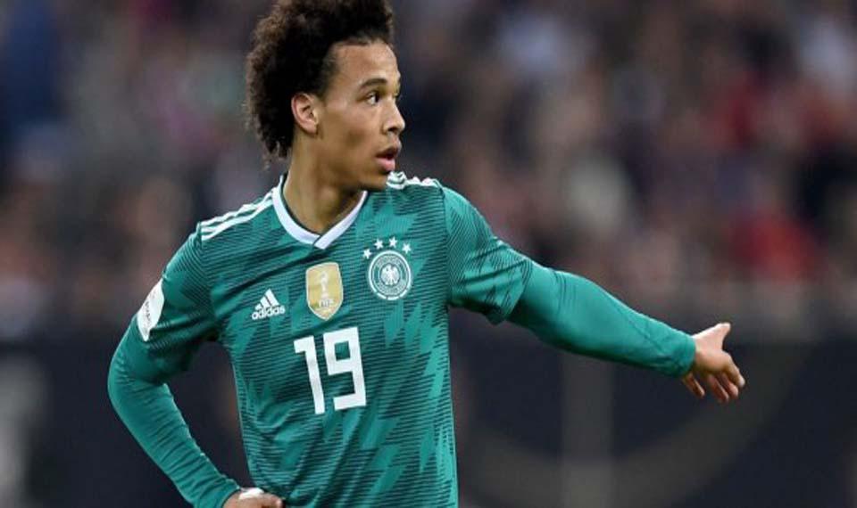 Coupe du Monde – Leroy Sané écarté de la liste définitive de l'Allemagne