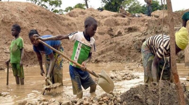 Le travail des enfant connait ''une tendance haussière''