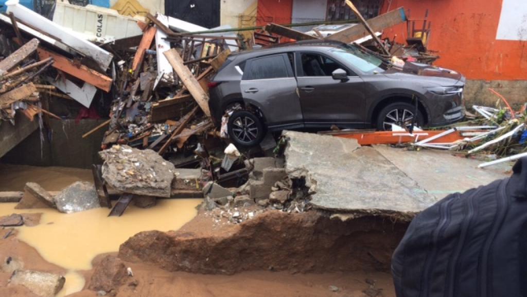 Côte d'Ivoire: pluies diluviennes et mortelles à Abidjan