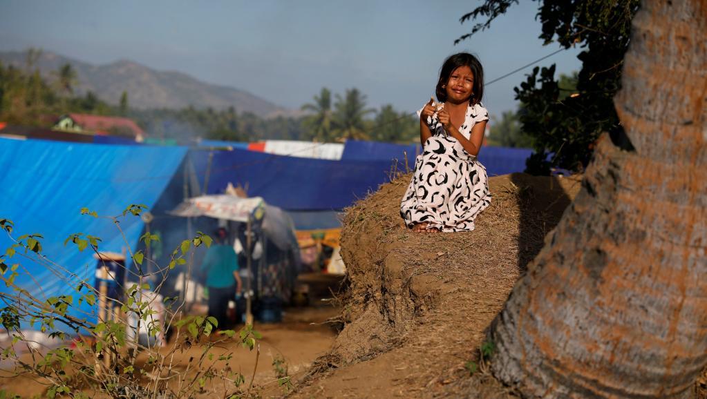 Indonésie: deux séismes en une semaine, de milliers de familles désemparées