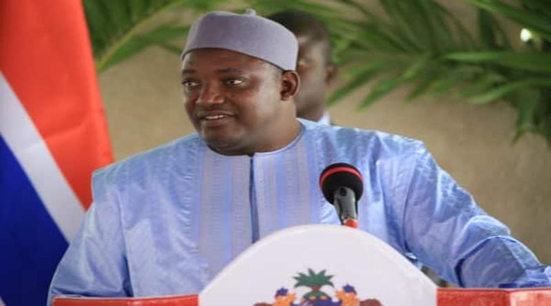Gambie: Svein Agesandaka avait été condamné pour viols multiples, gracié par Adama Barrow
