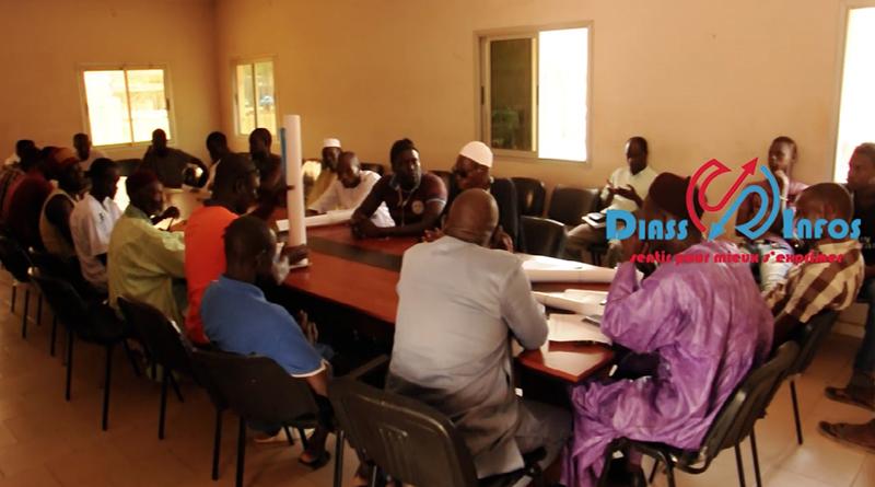 Diass: le PDS se mobilise pour les parrainages.