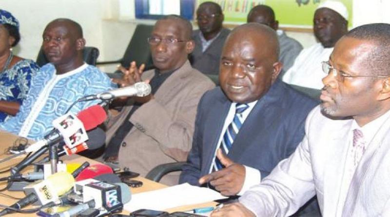 Le Pds Soutient La Société Civile Et Alerte »Le Sénégal S'achemine Vers Des Périodes De Tensions Exacerbées »