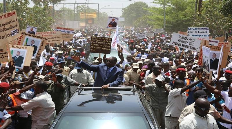 TAMBACOUNDA : tournée économique de Macky Sall, les responsables de l'APR promettent un accueil royal