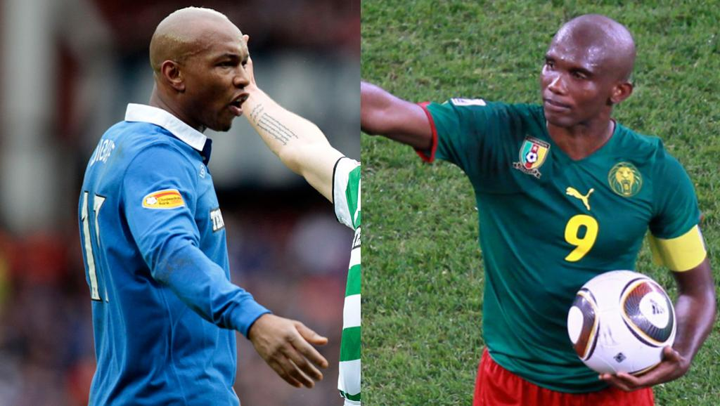 Diouf et Eto'o veulent plus d'organisation pour le bien du football africain