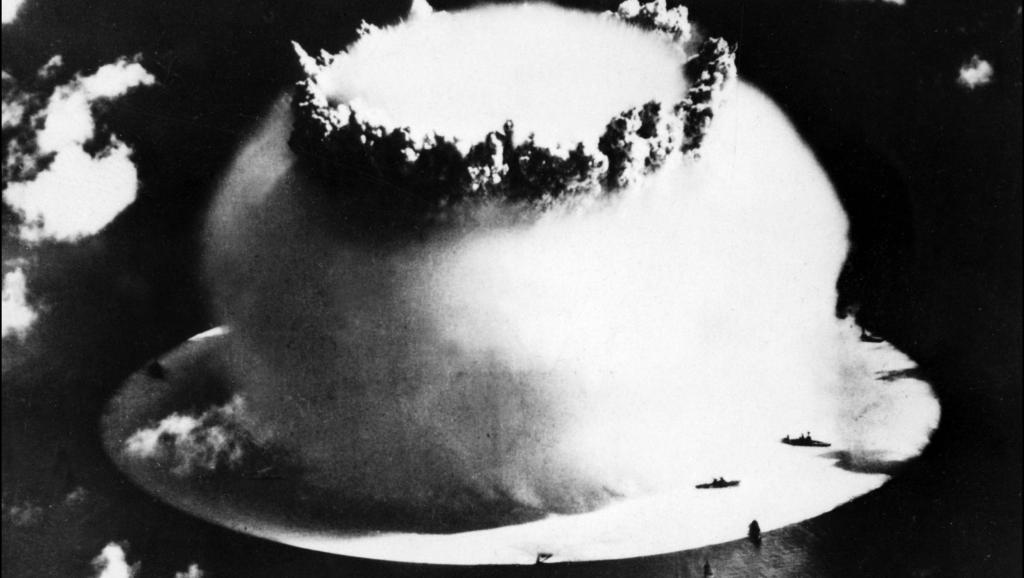 Pacifique: le passé nucléaire américain empoisonne les îles Marshall