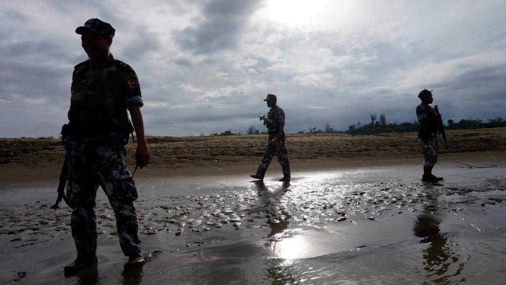 Meurtre de Rohingyas: des soldats birmans libérés de prison