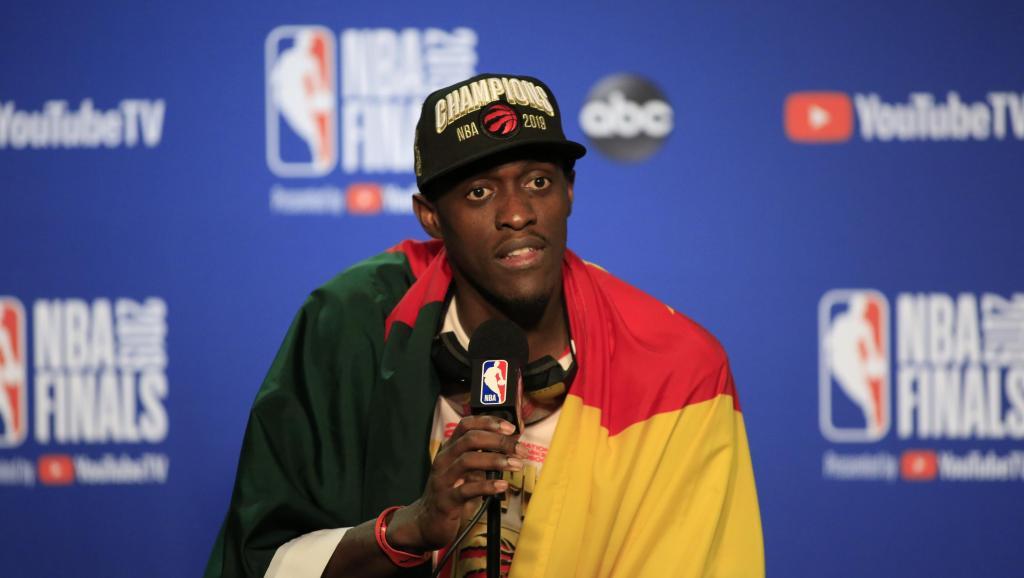 NBA: le sacre de Toronto est aussi une victoire pour le basket africain