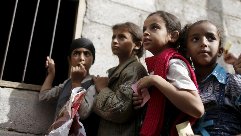 Yémen: le PAM suspend partiellement son aide alimentaire