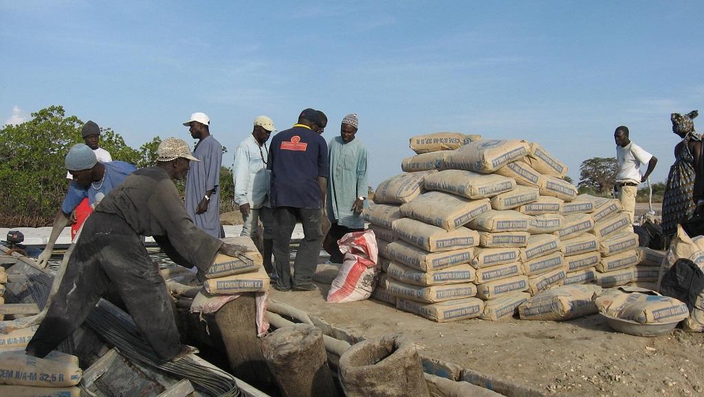 Hausse de 5.000 francs sur la tonne de ciment: Une mesure entrée en vigueur aujourd'hui.