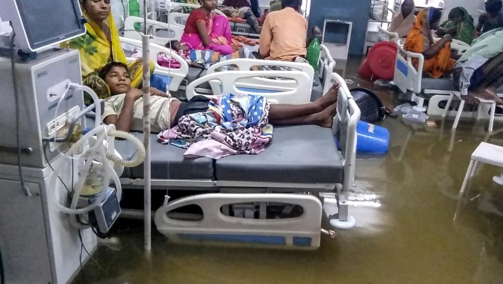 Une centaine de morts en Inde à cause de la mousson