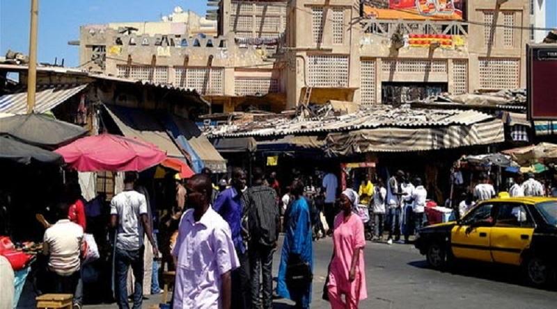 Grève de l'ACIS : Les magasins du marché Sandaga toujours fermés.