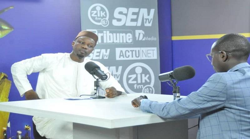 Politique : «Il faut conjuguer Macky Sall au passé 2024 il ne sera pas président» par (Ousmane Sonko).